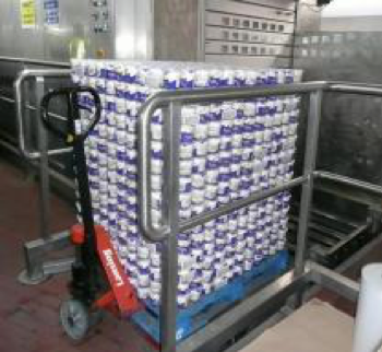 milk producer needed the right stretch film