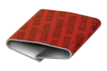 red push type strapping seal