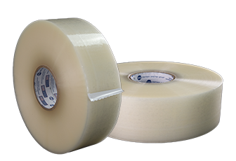 two rolls of hot melt tape